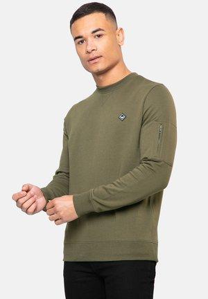 HARRISON - Sweatshirt - khaki