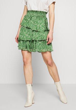 YASVISTA SKIRT - Pleated skirt - greener pastures