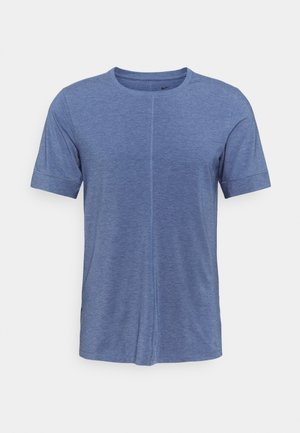 DRY YOGA - T-shirts - midnight navy/ashen slate