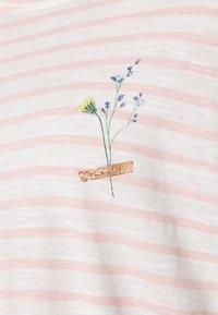 Esprit - TEE - Print T-shirt - nude - 5