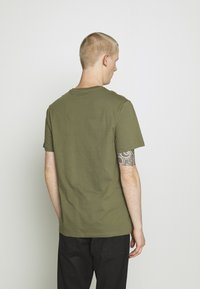 Burton Menswear London - 3 PACK - Basic T-shirt - grey - 3