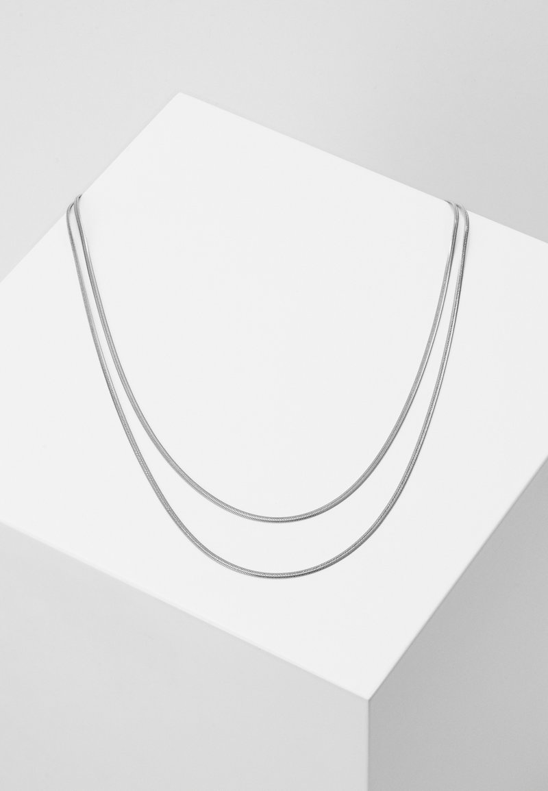 Vitaly - SILK - Necklace - silver-coloured