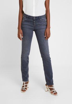 SHAPE - Slim fit jeans - grey denim stretch