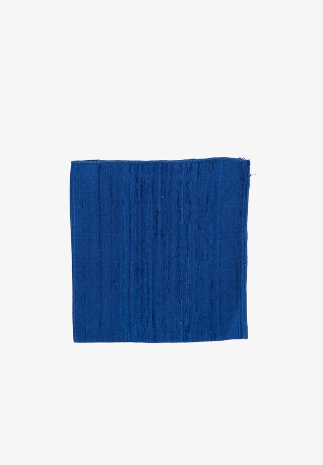 PEARL - Pocket square - blau