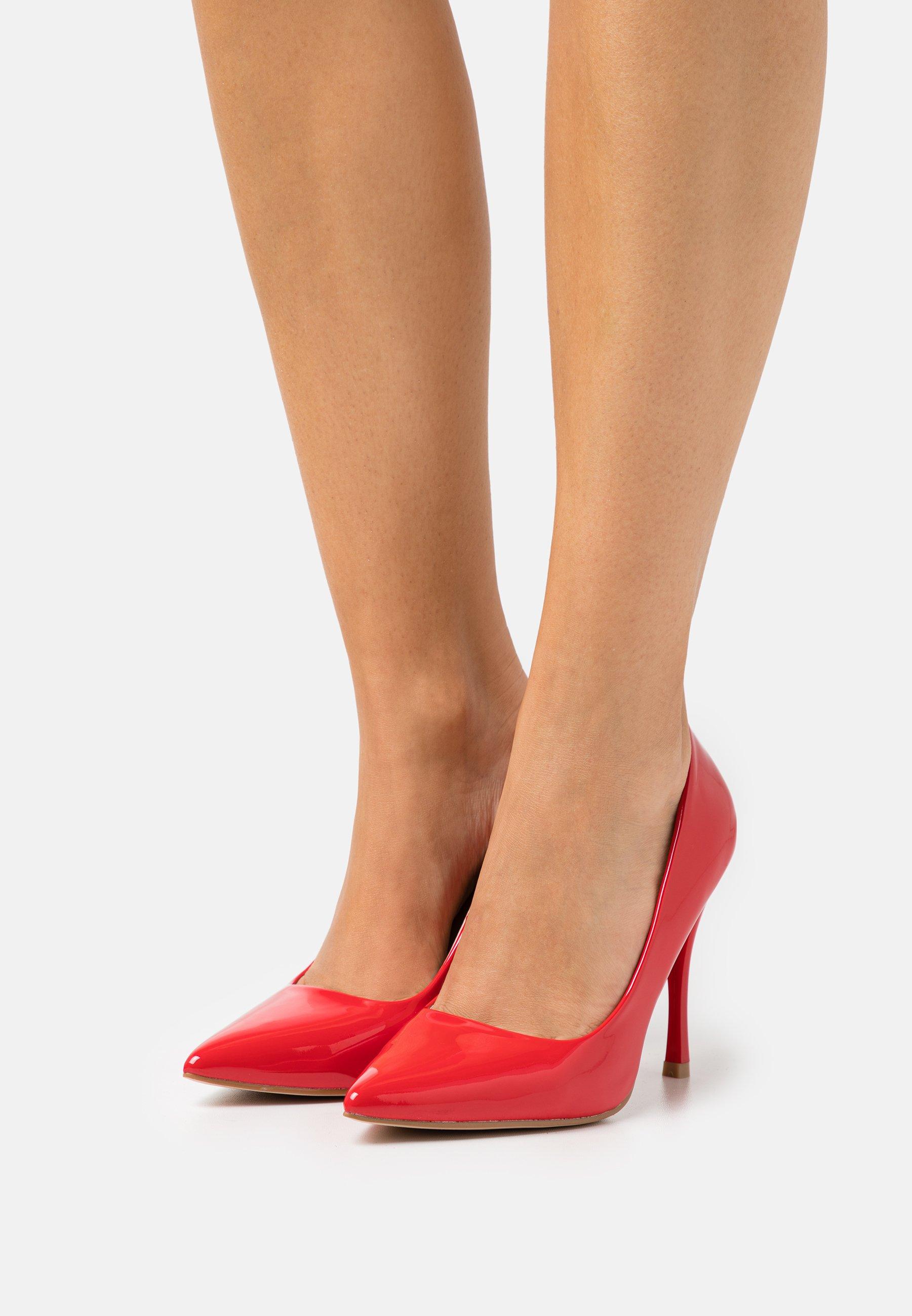 Femme MEGAN - Escarpins - red