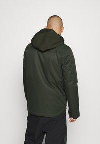 Oakley - DIVISION 3.0 JACKET - Snowboard jacket - new dark brush - 2