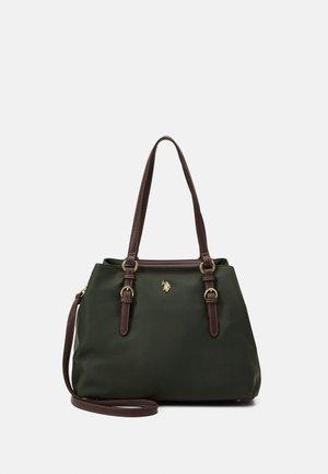 HOUSTON BAG - Handbag - green