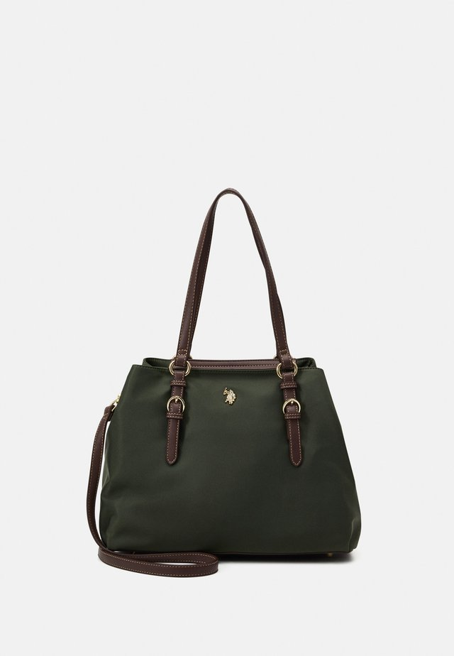 HOUSTON BAG - Håndveske - green