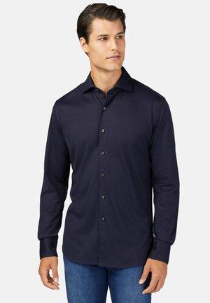 SLIM FIT - Overhemd - navy blue