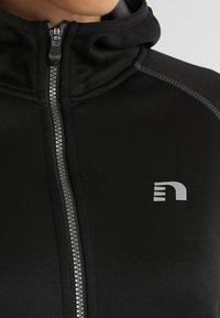 Newline - BASE WARM UP - Sports jacket - black - 3