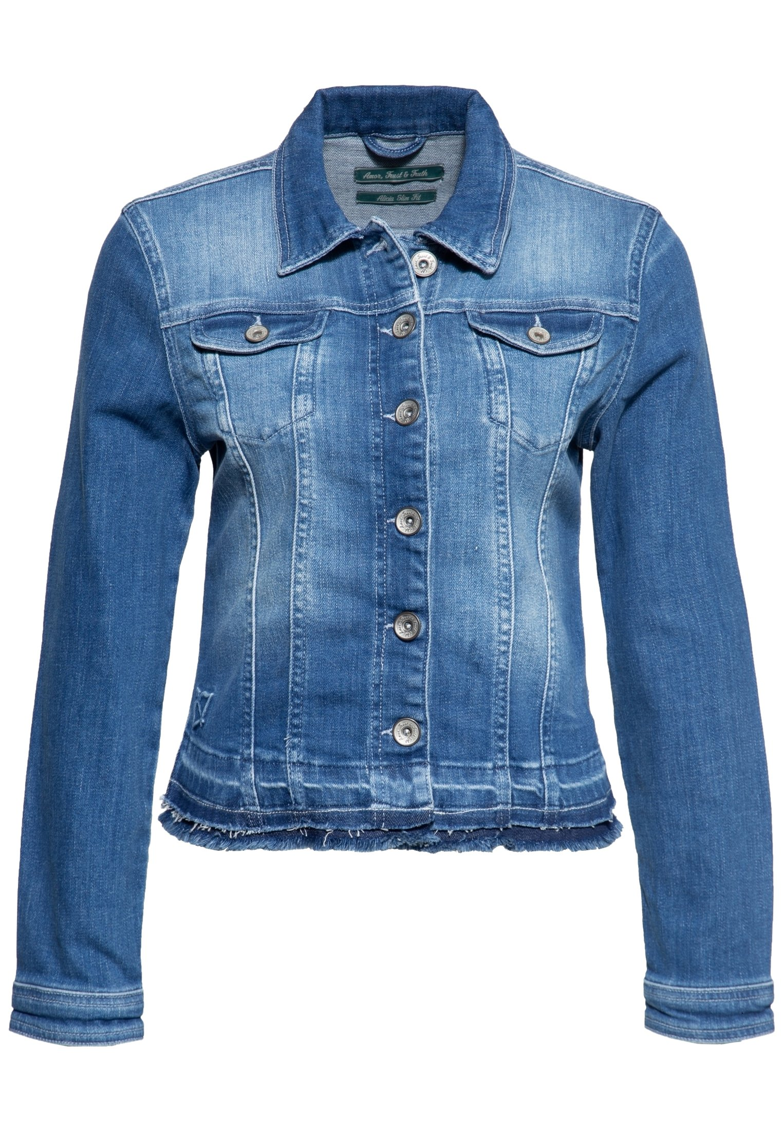Femme ALICIA - Veste en jean