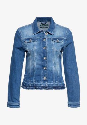 ALICIA - Denim jacket - dunkelblau