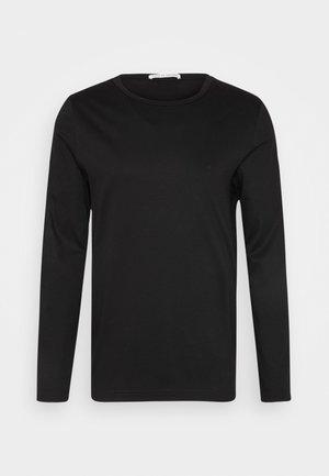 ABALONE - Pitkähihainen paita - black