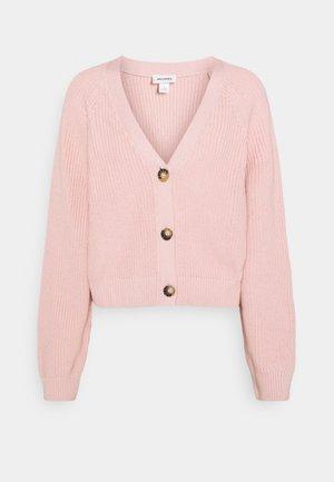 ZETA CARDIGAN - Vest - light pink