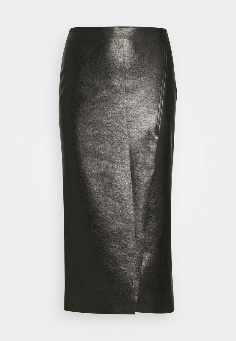 Pinko - NEBBIA SKIRT - Pencil skirt - nero limousine