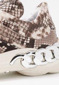 Casadei - Sneaker low - sahara - 2