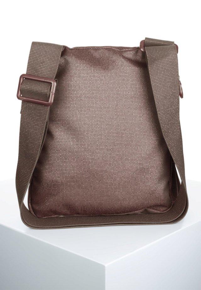 CROSSOVER  - Across body bag - light brown