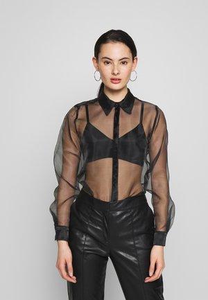 OVERSIZED  - Košile - black