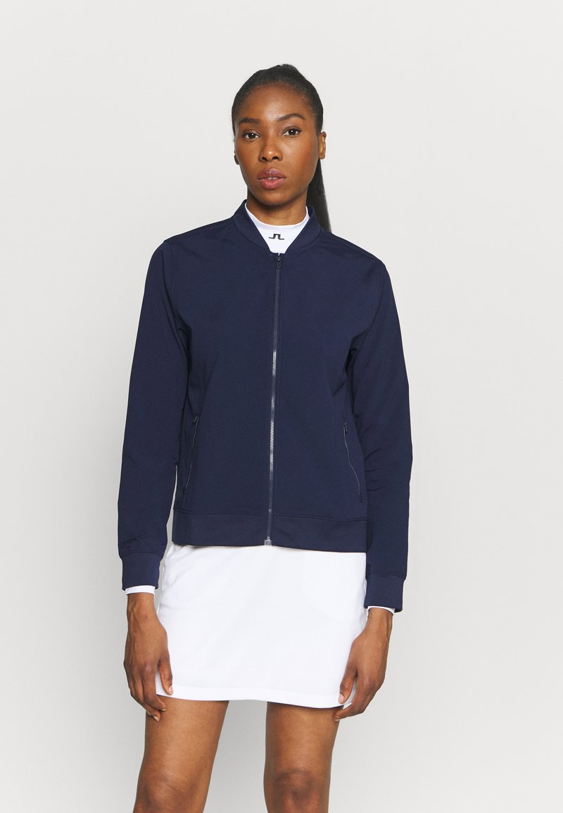 Under Armour - STORM WINDSTRIKE - Outdoor jacket - midnight navy