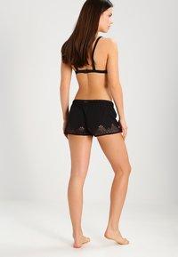 Seafolly - SPICE TEMPLE - Bikini pezzo sotto - black - 2