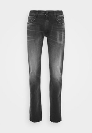 ROCCO - Straight leg jeans - dark grey