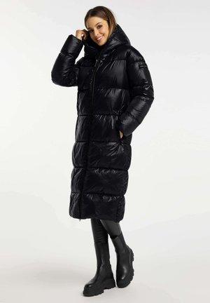 SHELLY - Winter coat - black