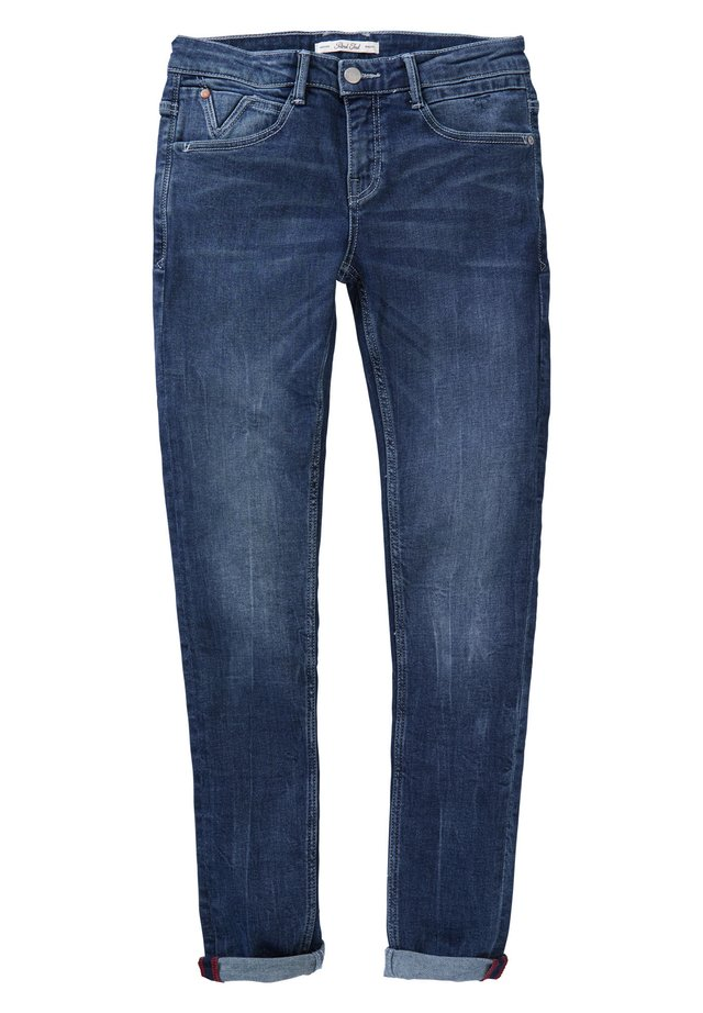 Slim fit jeans - medium indigo