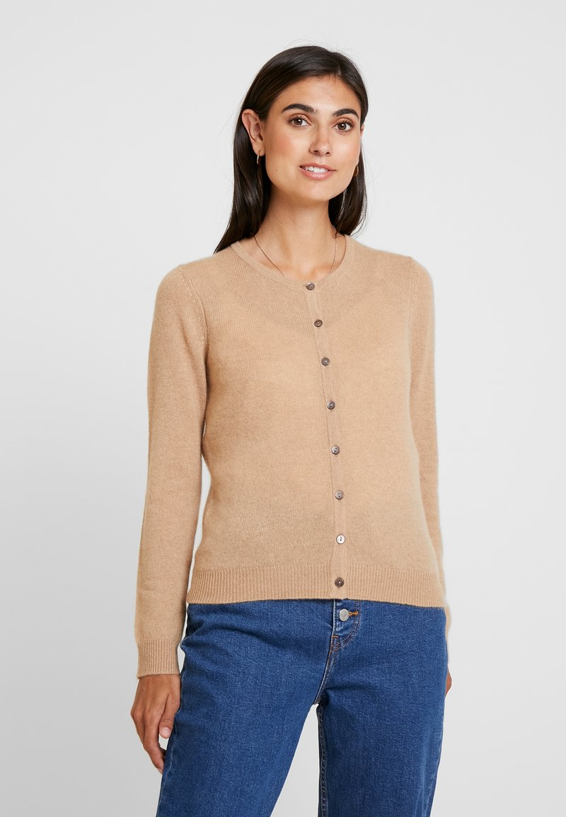 Zalando Essentials - Cardigan - camel