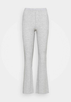 KICKFLARE TROUSER - Trousers - grey