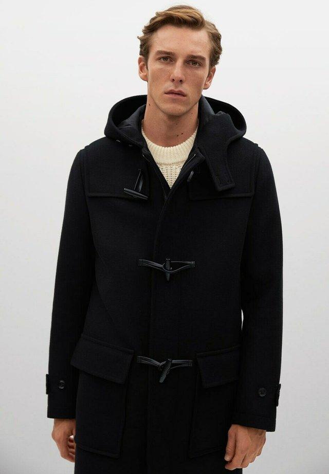 FARO - Manteau classique - noir