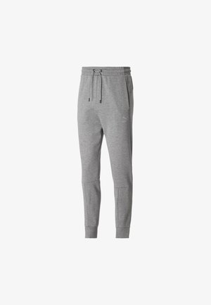 CLASSICS TECH  PANTS MAND - Tracksuit bottoms - medium gray heather