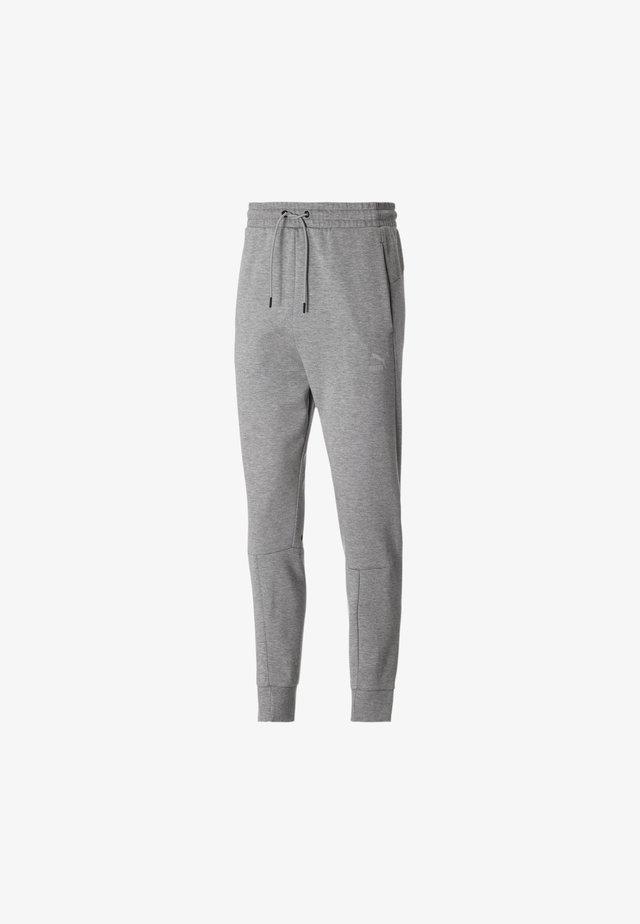CLASSICS TECH  PANTS MAND - Tracksuit bottoms - medium gray heather