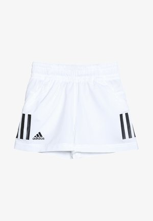 CLUB SHORT - Sports shorts - white/black