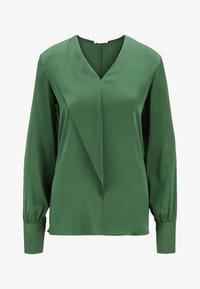 BOSS - IADELIA - Blouse - open green - 5