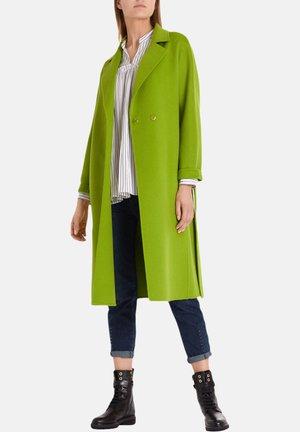 Classic coat - grün