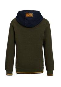 WE Fashion - Sweatshirt - dark green - 1