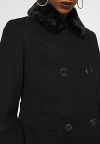 Dorothy Perkins - DOLLY COAT - Classic coat - black - 6