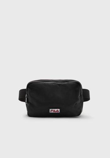 WAISTBAG NEW LOGO UNISEX - Bum bag - black