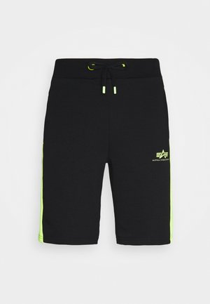 STRIPE - Short - black
