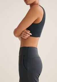 OYSHO - Pantalon classique - grey - 3