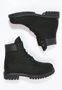 Timberland - 6 INCH PREMIUM - Winter boots - black - 1