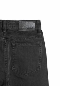 Grunt - WIDE LEG - Relaxed fit jeans - calm black - 2