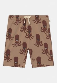 Mainio - OCTOPUS UNISEX - Shorts - camel - 0