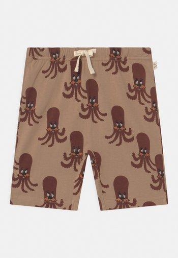 OCTOPUS UNISEX - Shorts - camel