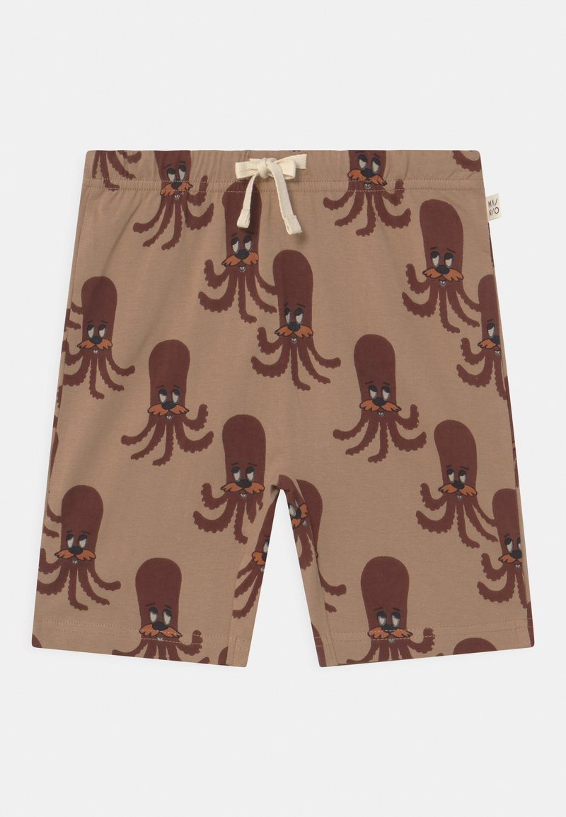 Mainio - OCTOPUS UNISEX - Shorts - camel