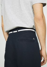 TOM TAILOR DENIM - RELAXED MIX - Chinos - sky captain blue - 5