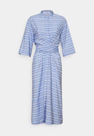 SYLVIA SHIRT DRESS - Vestido camisero - bold blue