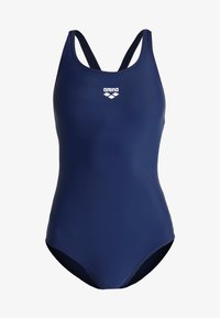 Arena - DYNAMO ONE PIECE - Swimsuit - navy - 3