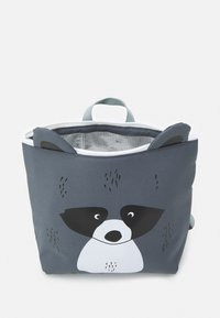 Lässig - TINY COOLER BACKPACK ABOUT FRIENDS RACOON UNISEX - Rucksack - grey - 2