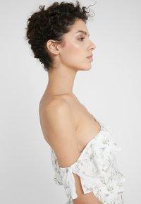 Rachel Zoe - JOANNA DRESS - Maxi dress - off-white/multi-coloured - 4